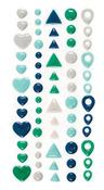 Cool Enamel Shapes - We R Memory Keepers