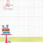 Couch Potato Paper - Sweet Routine - Websters Pages