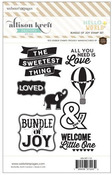 Bundle Of Joy Rubber Stamps - Websters Pages