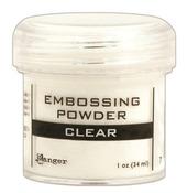Clear Embossing Powder - Ranger