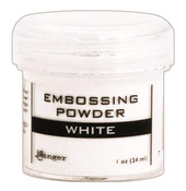 White Embossing Powder - Ranger
