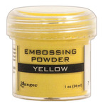 Yellow Embossing Powder - Ranger