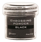 Black Embossing Powder - Ranger