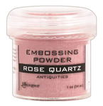 Rose Quartz Antiquities Embossing Powder - Ranger