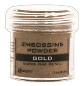 Super Fine Gold Embossing Powder - Ranger