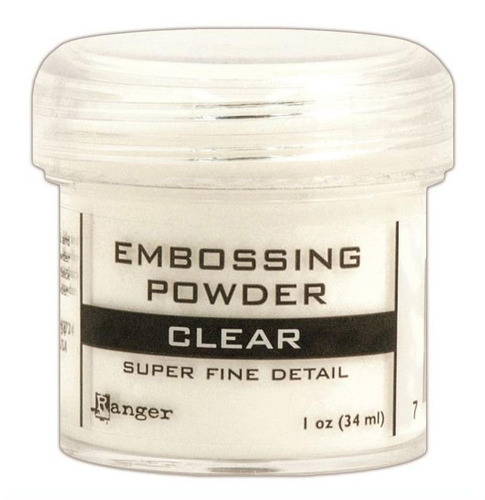 Super Fine Clear Embossing Powder - Ranger