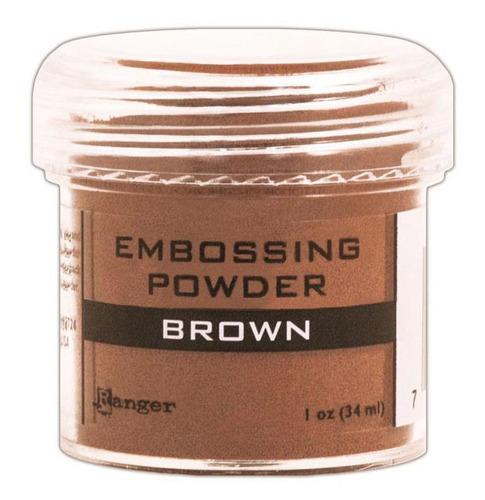 Brown Embossing Powder - Ranger
