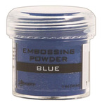 Blue Embossing Powder - Ranger