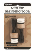 "Mini Ink Blending Round Tool 1"" Round - Ranger"