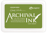 Leaf Green Designer Series Archival Ink Pad - Ranger