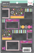 Chalk It Up Card Pad - Hazel & Ruby