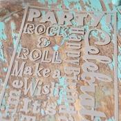 Celebrate Phrases Peel - Away Stencils - Hazel & Ruby