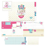 Sweet Routine Chipboard Book Kit - Webster's Pages