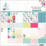 Sweet Routine 12 x 12 Paper Pad - Webster's Pages