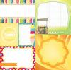 Clear Skies Paper - Lemonade Stand - Bo Bunny