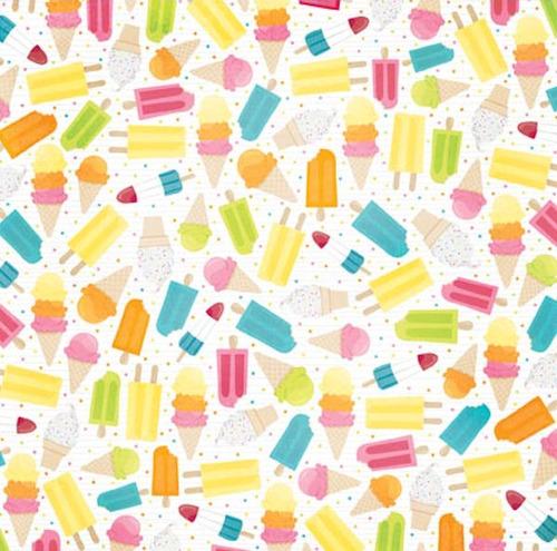 Cream Pop Paper - Lemonade Stand - Bo Bunny