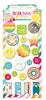Lemonade Stand Buttons - Bo Bunny