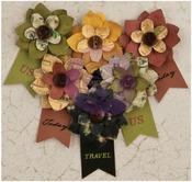 Hard Time Paper Flowers - Time Travelers Memories - Prima