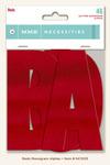 Red Monogram Alphas - Necessities - My Minds Eye