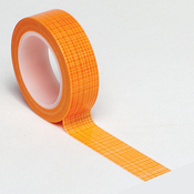 Orange Mesh Trendy Washi Tape - Queen & Co