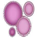 Elegant Ovals Die Set - Nestabilities - Spellbinders