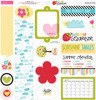 Summer Squeeze Just Write Journal Sticker Sheet - Bella Blvd