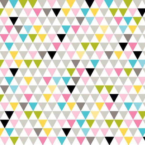 Ice Sprinkles Paper - Scattered Sprinkles - Bella Blvd