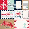 Let's Sail Paper - Ahoy There - Carta Bella