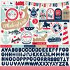 Ahoy There Sticker Sheet - Carta Bella