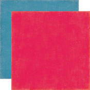 Red - Blue Paper - We Are Family - Echo Park