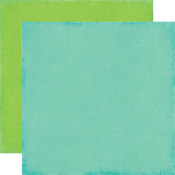 Teal - Green Paper - We Are Family - Echo Park