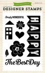 Happy Family Stamp Set - Echo Park