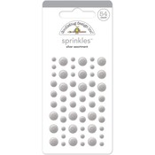 Silver Assortment Sprinkles - Doodlebug