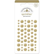 Gold Assortment Sprinkles - Doodlebug