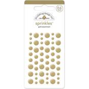 Gold Assortment Sprinkles - Doodlebug