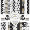 The Graduates Paper Pack - Doodlebug