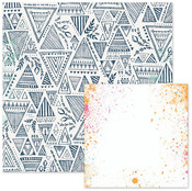 Inked Paper - Inked Rose - We R Memory Keepers