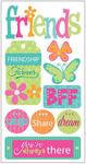 Friends Stickers - Essentials By Sandylion