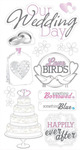 Wedding Day Stickers - Essentials By Sandylion