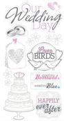 Wedding Day Stickers - Essentials By Sandylion