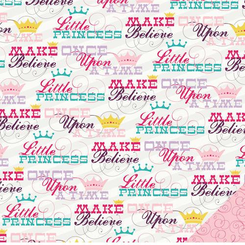 Little Princess Paper - Little Princess - Imaginisce