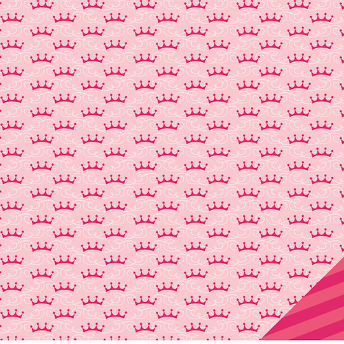 Tiara Paper - Little Princess - Imaginisce