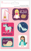 Little Princess Sticker Stacker - Imaginisce