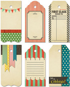 Everyday Circus Large Decorative Tags - Fancy Pants