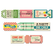 Everyday Circus Ticket Roll - Fancy Pants