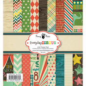Everyday Circus 6 x 6 Paper Pad - Fancy Pants