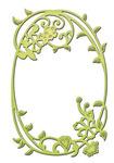 Framed Floral - Shapeabilities Die D - Lites - Spellbinders