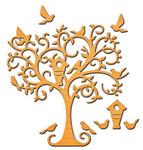 Delightful Tree - Shapeabilities Die D - Lites - Spellbinders