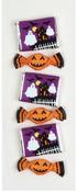 Halloween Candies Mini Stickers - Little B
