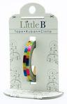 Pink Multi Color Decorative Foil Paper Tape - Little B